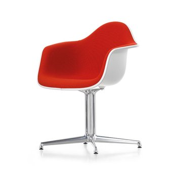 Vitra Vitra Eames Plastic Armchair DAL | Volledig bekleed