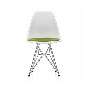 Vitra Vitra Eames Plastic Side Chair DSR | Met zitkussen