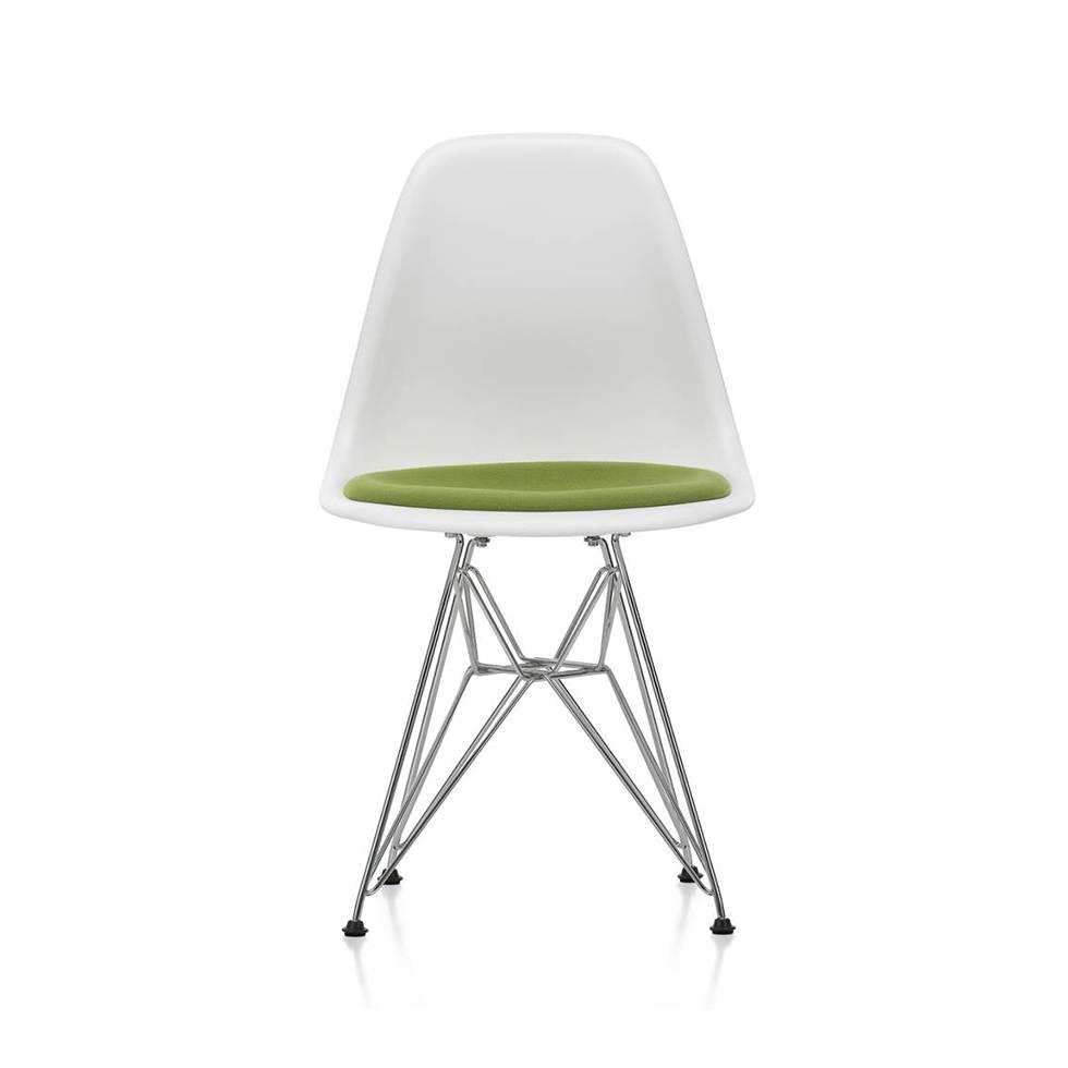 Vitra Vitra Eames Plastic Side Chair Dsr Bezug Sitzfläche