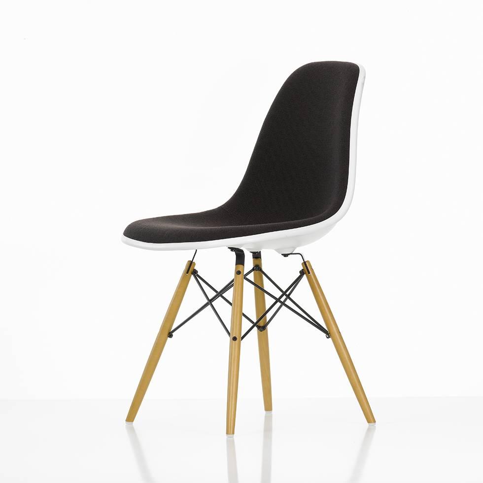 Vitra Vitra Eames Plastic Side Chair Dsw Völlig Bezogen Workbrands