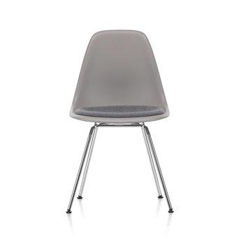Vitra Vitra Eames Plastic Side Chair DSX | Zitting bekleed