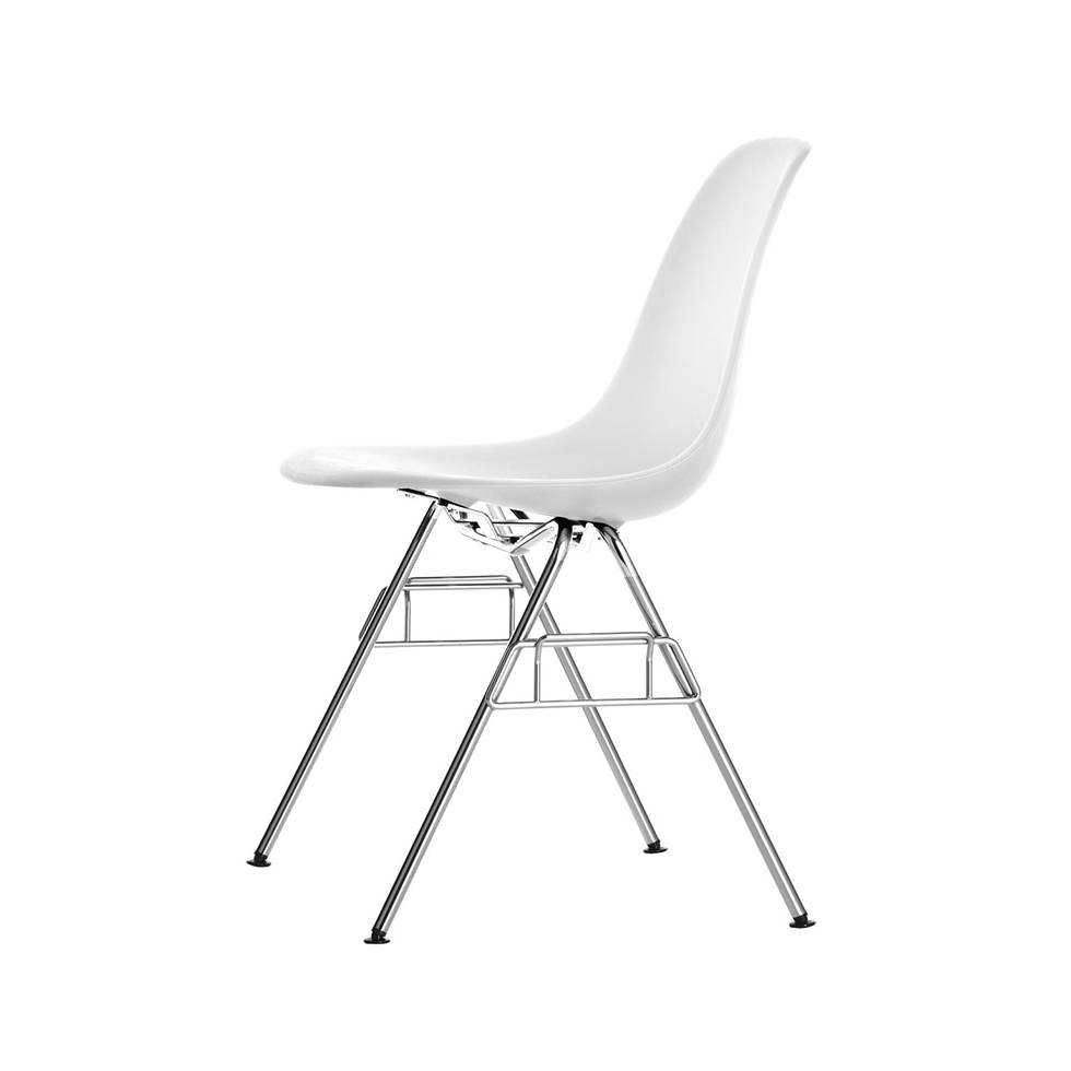 vitra eames plastic side chair dss n stoel workbrands. Black Bedroom Furniture Sets. Home Design Ideas