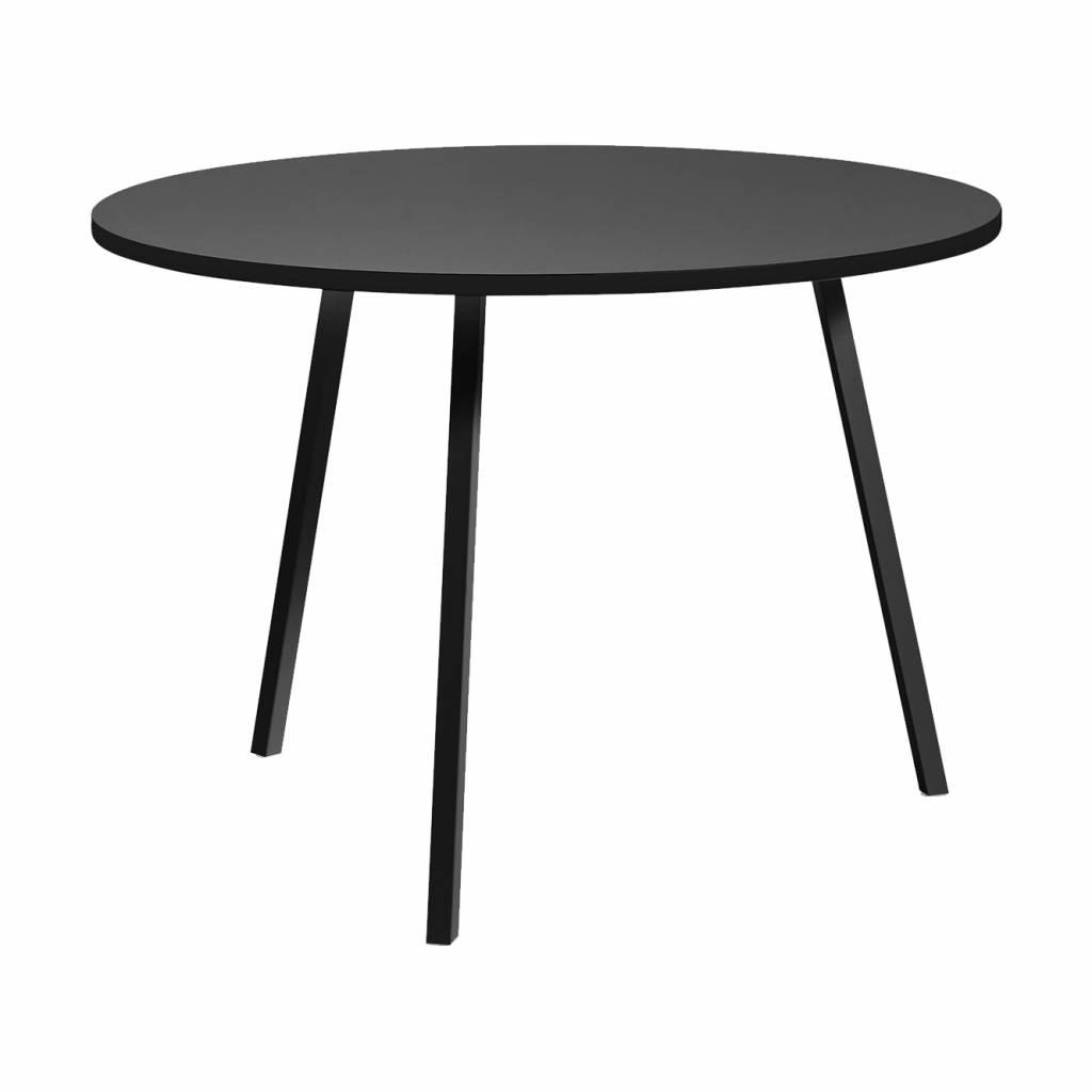 hay hay loop stand round dining table workbrands. Black Bedroom Furniture Sets. Home Design Ideas