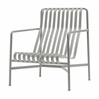 HAY HAY Palissade Lounge Chair | High