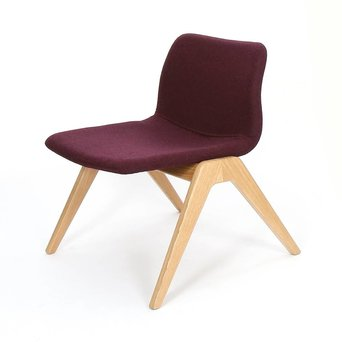 Naughtone Naughtone Viv Wood Lounge Chair