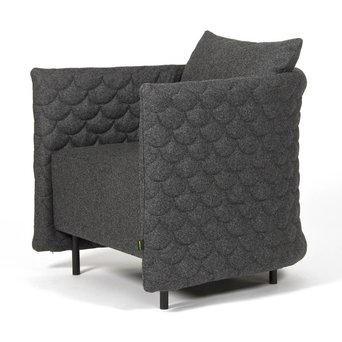 Naughtone Naughtone Cloud Quilt | Lounge chair
