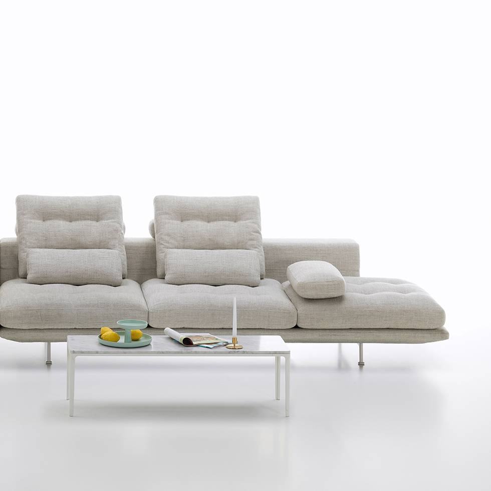 Vitra vitra grand sof open 3 seater workbrands for Sofa grande barato