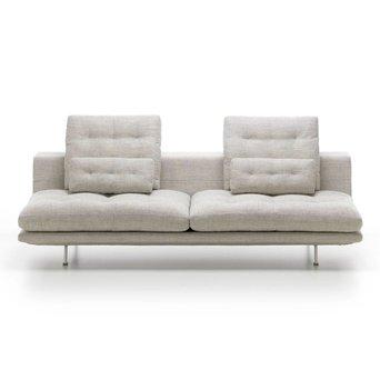 Vitra Vitra Grand Sofà | volle Rückenlehne | 3-Sitz
