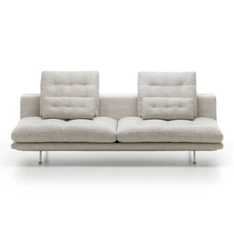 Vitra Vitra Grand Sofà | volle Rückenlehne | 3,5-Sitz