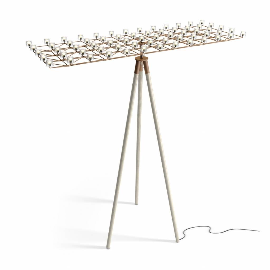 Moooi Moooi Space-Frame | Floor lamp - Workbrands