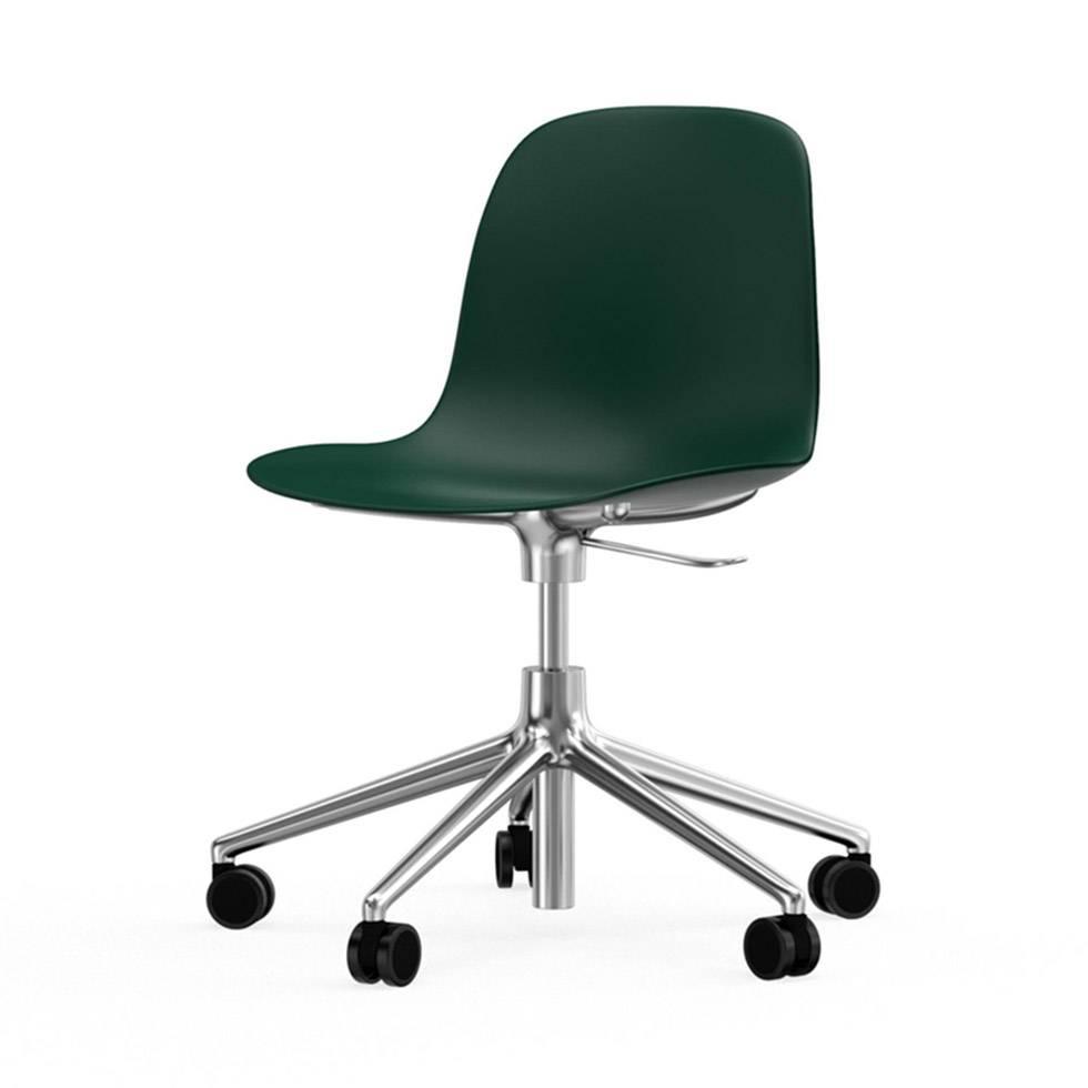 normann copenhagen normann copenhagen form chair swivel 5w gaslift workbrands. Black Bedroom Furniture Sets. Home Design Ideas
