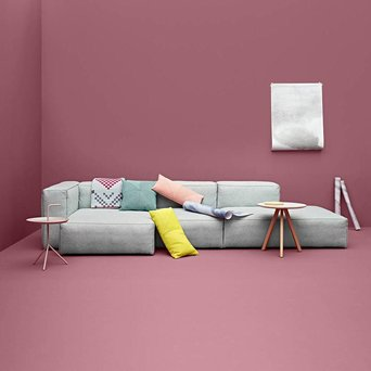 HAY HAY Mags Soft Sofa | 3-Seater | Combination 3