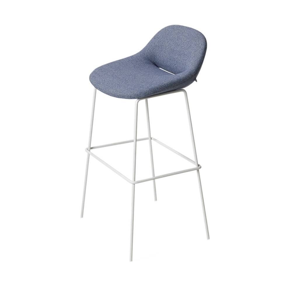 Artifort Beso Bar Stool Four Legged Steel