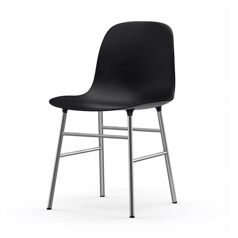 normann copenhagen normann copenhagen form chair workbrands. Black Bedroom Furniture Sets. Home Design Ideas
