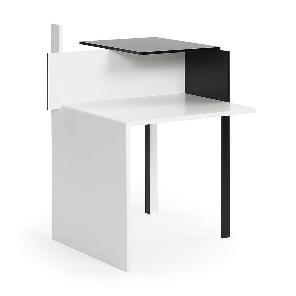 classicon classicon de stijl table workbrands. Black Bedroom Furniture Sets. Home Design Ideas