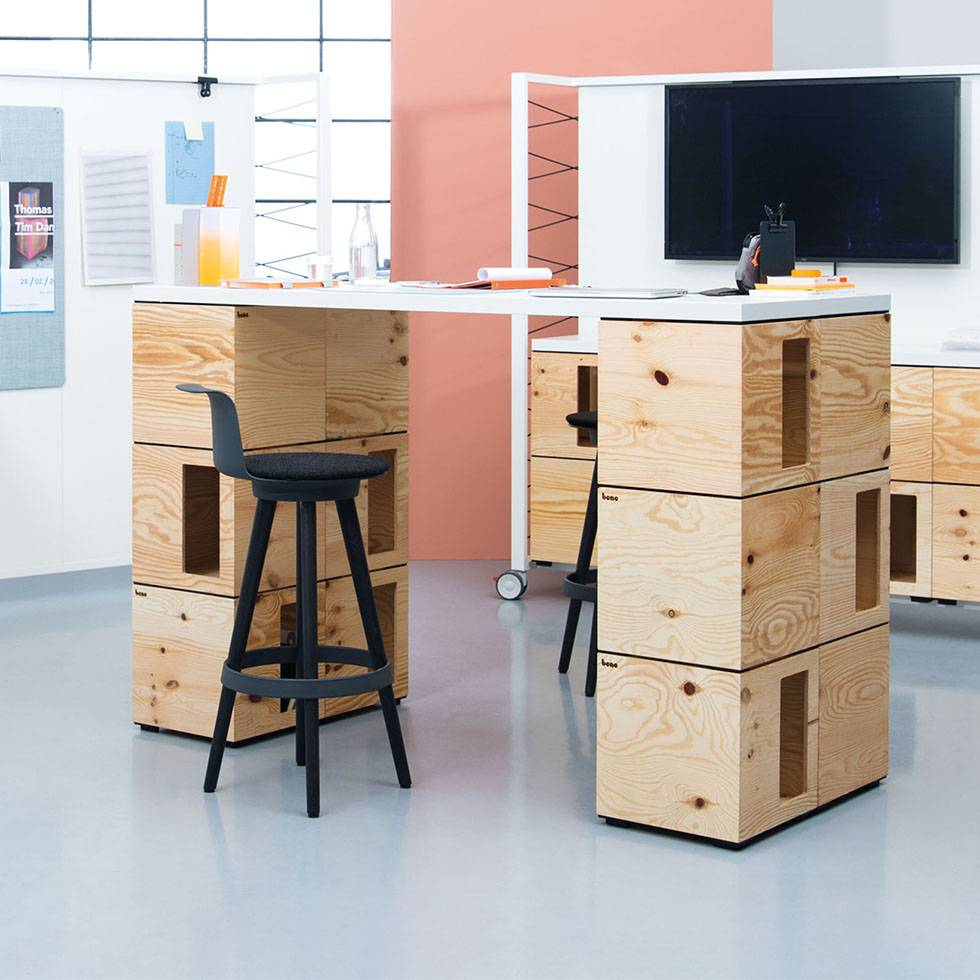 Bene Office Furniture: Table - Workbrands