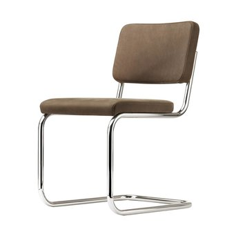 Thonet Thonet S 32 PV | Pure Materials | With full upholstery