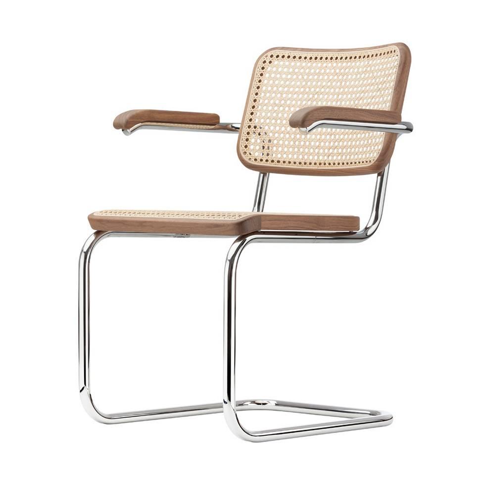 thonet s 64 v pure materials workbrands. Black Bedroom Furniture Sets. Home Design Ideas