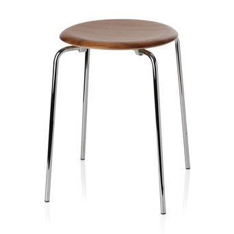 Fritz Hansen Fritz Hansen Series 7 3170 | Dot | Walnoot fineer