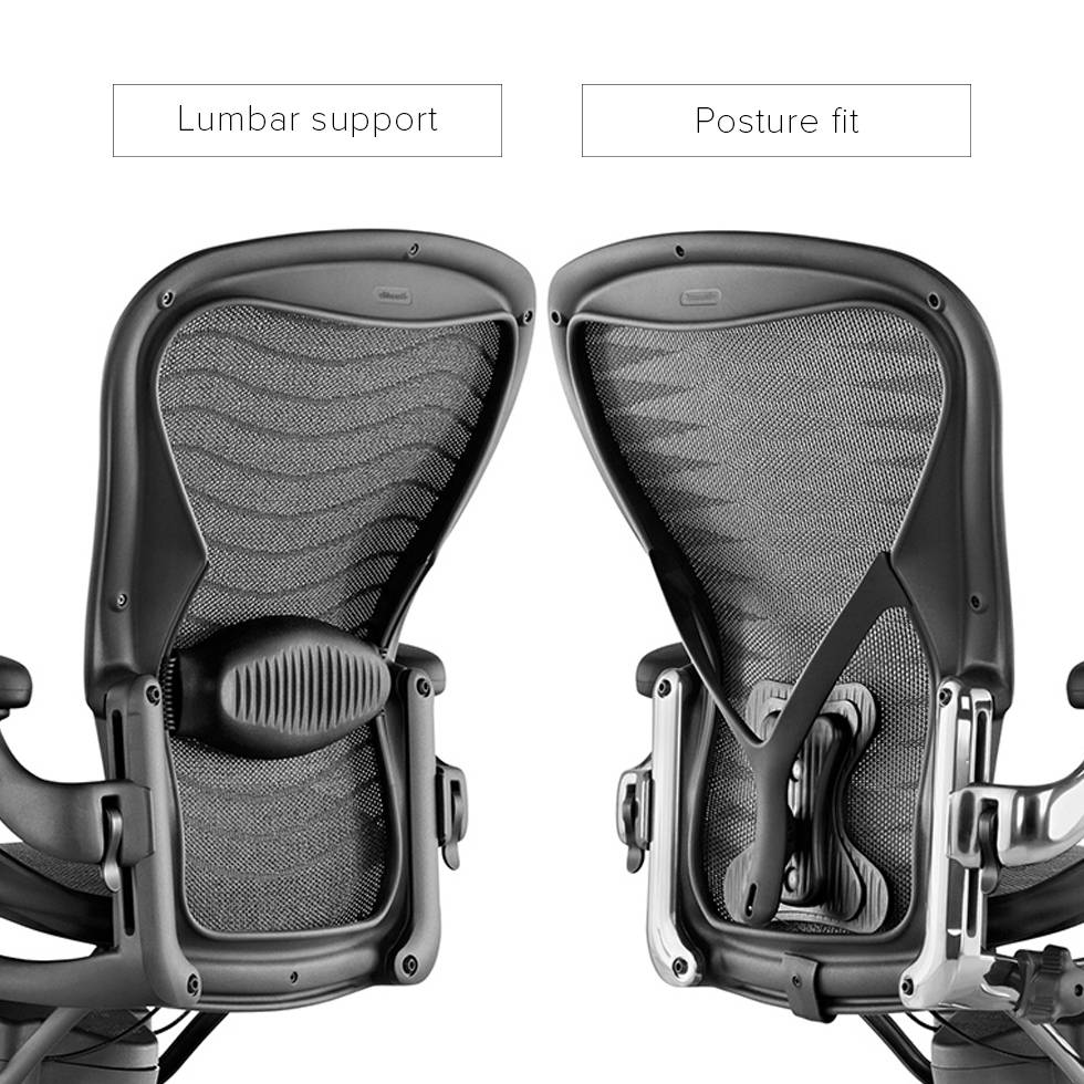 your chair herman own build aeron miller