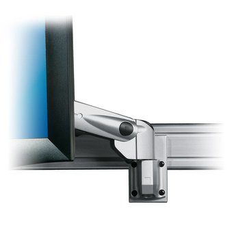 Dataflex Dataflex Viewmaster railadapter voor wandmontage - optie 07