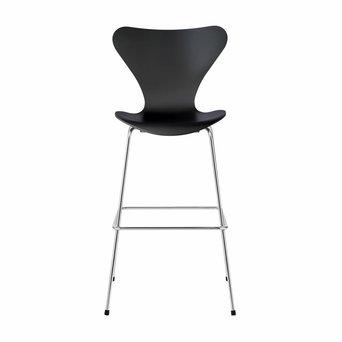 Fritz Hansen Fritz Hansen Series 7   3197 Bar stool   Lacquered