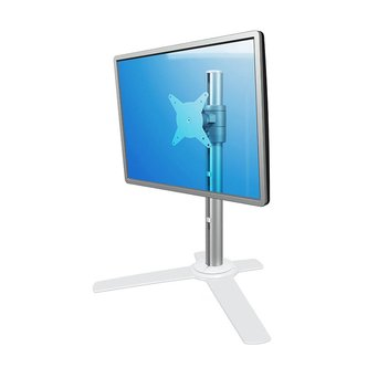 Dataflex Dataflex Viewlite Fußplatte für Schreibtisch - Option 01