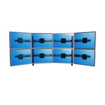 Dataflex Dataflex Viewmaster Multi-Monitor-System - Schreibtisch 84