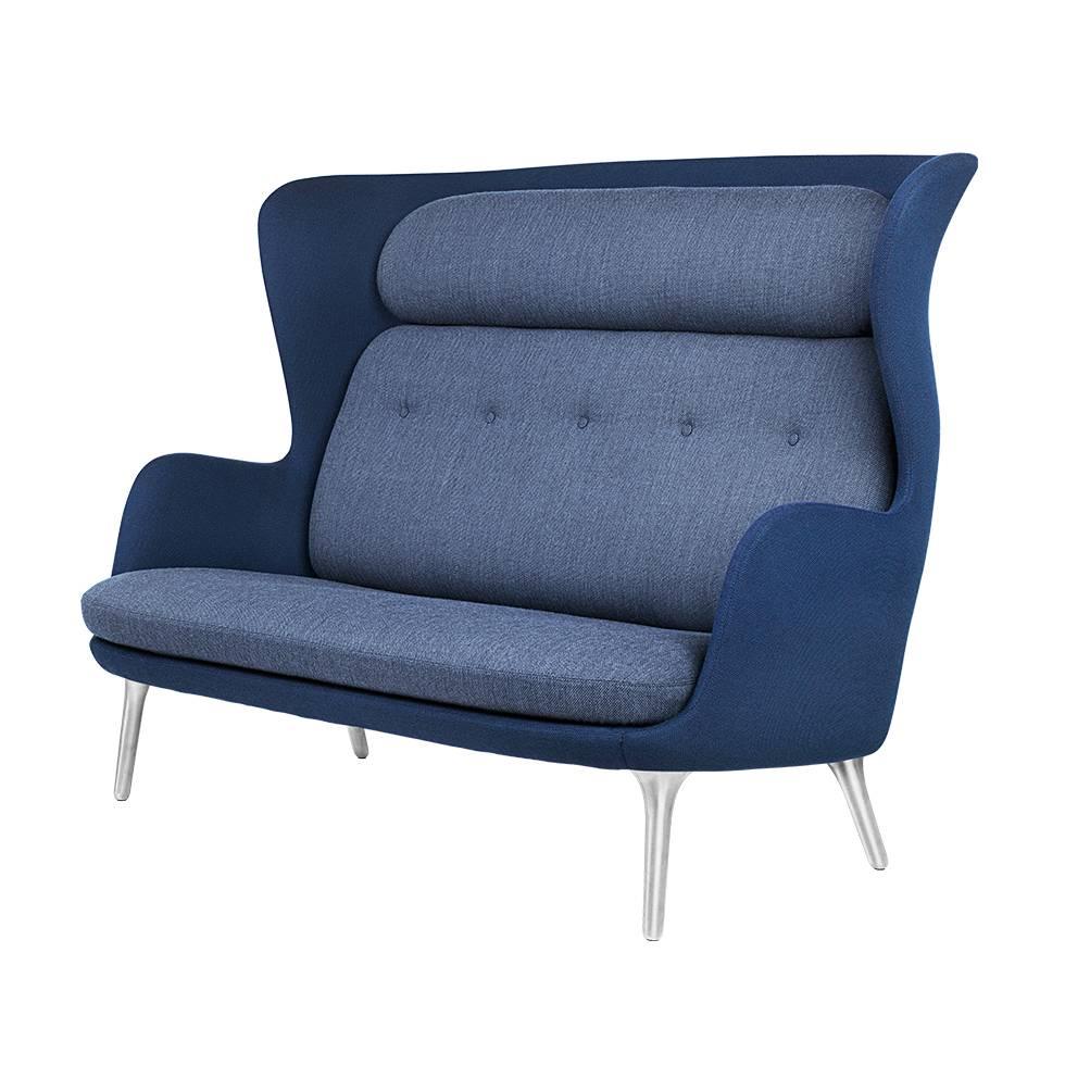 fritz hansen ro sofa workbrands. Black Bedroom Furniture Sets. Home Design Ideas
