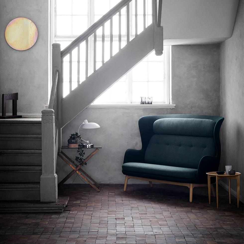 fritz hansen fritz hansen ro sofa workbrands. Black Bedroom Furniture Sets. Home Design Ideas