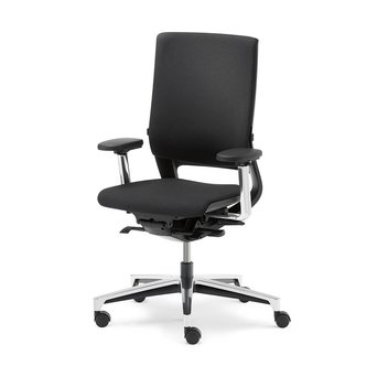 Klöber Klöber Mera XS-XL   mer74   Bürostuhl   Rückenlehne bezogen