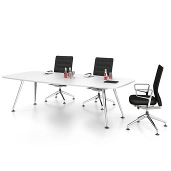 Vitra Vitra MedaMorph | Meeting table boat-shaped