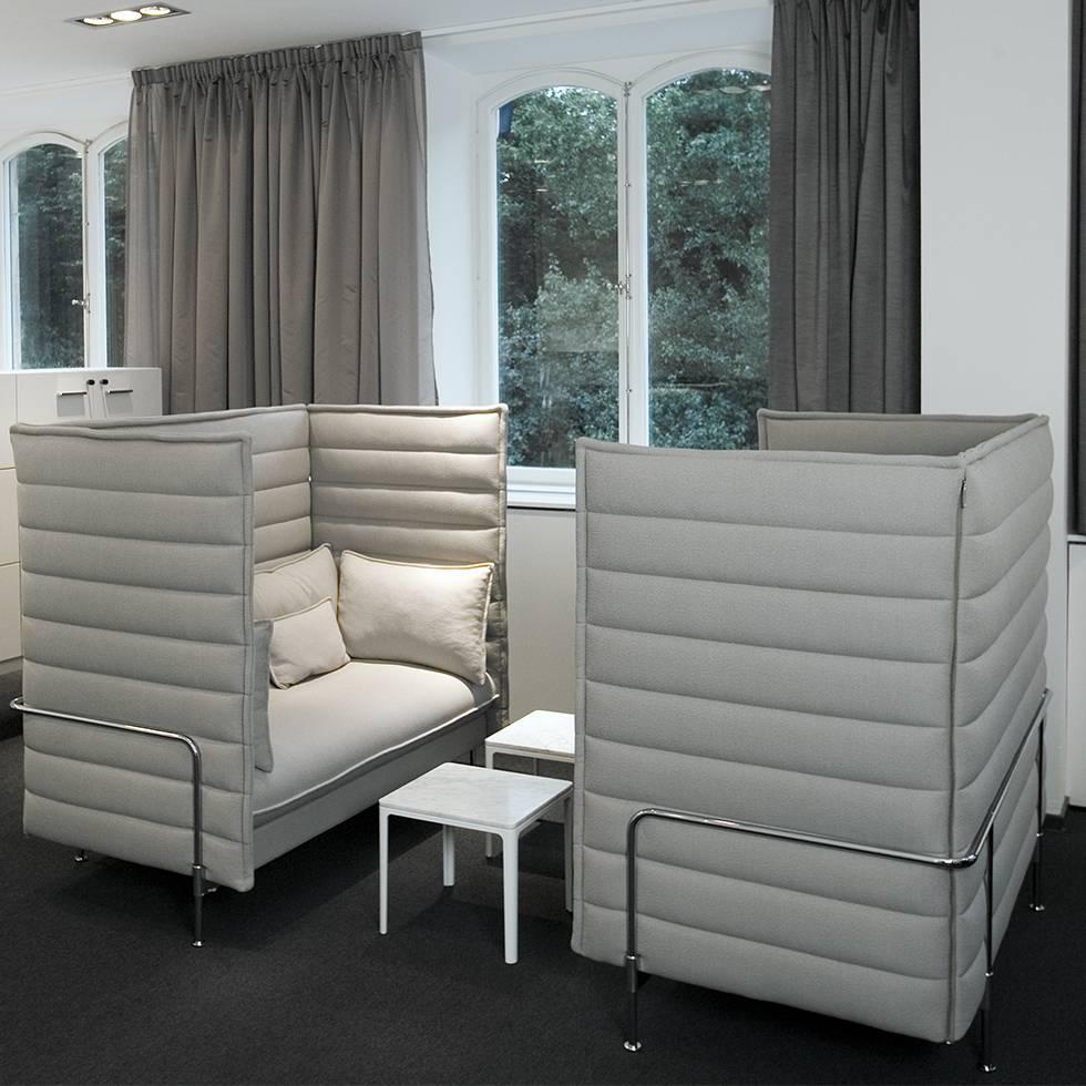 vitra vitra alcove highback sofa workbrands. Black Bedroom Furniture Sets. Home Design Ideas