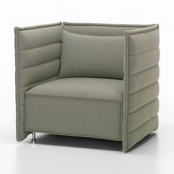 Vitra Vitra Alcove Plume Contract Highback Fauteuil