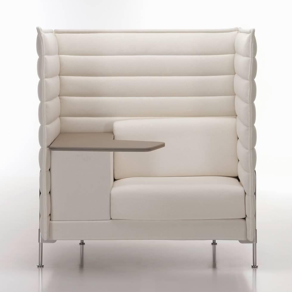 vitra vitra alcove highback work workbrands. Black Bedroom Furniture Sets. Home Design Ideas