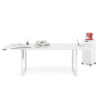 Vitra Vitra Tyde Meeting   Steh-Sitz-Tische   B 240 x T 140 cm