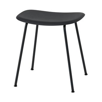 Muuto Muuto Fiber Stool | Tube base | H 45 cm
