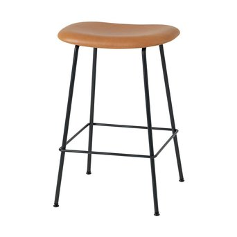 Muuto Muuto Fiber Bar Stool | Tube base | Volledig bekleed