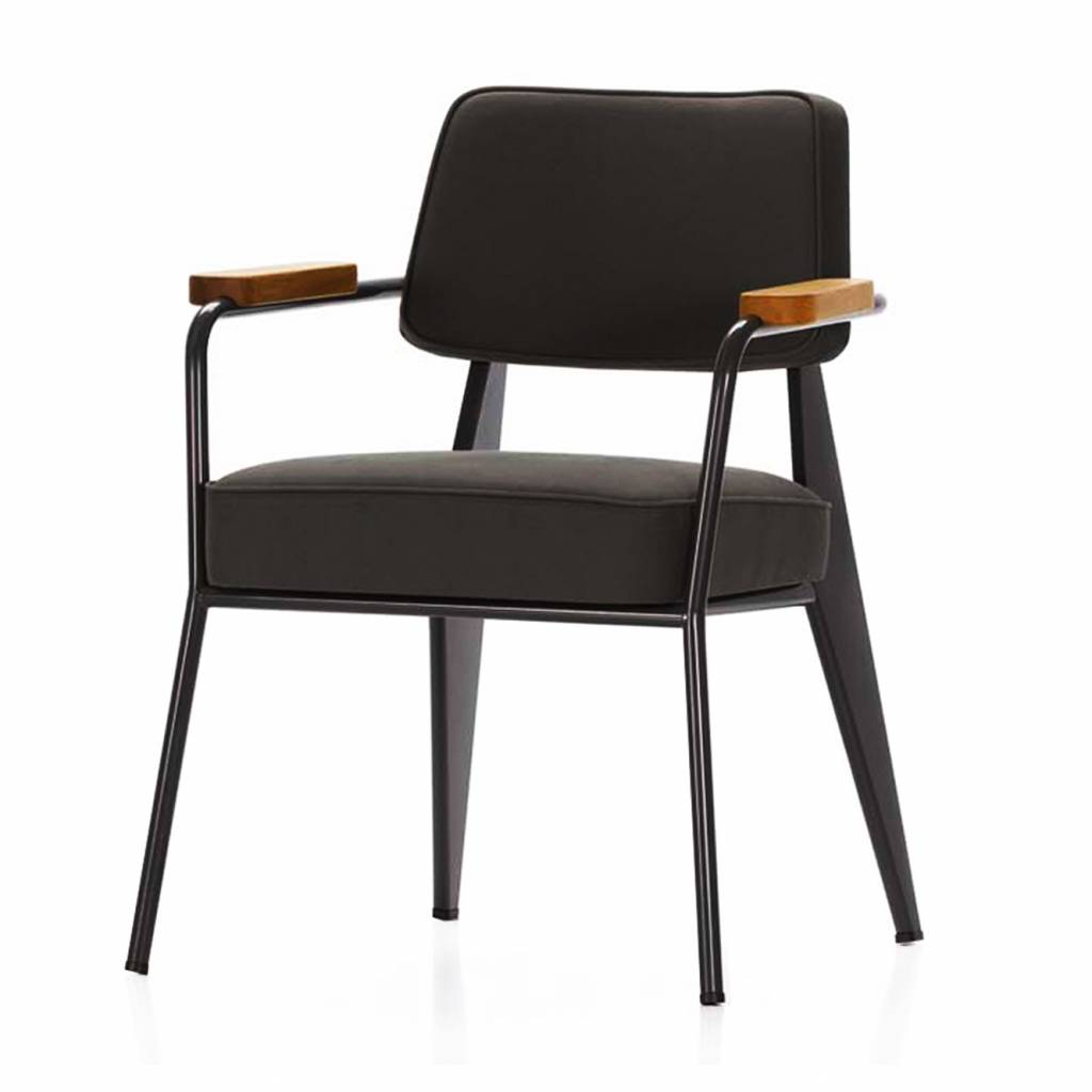 Vitra vitra fauteuil direction workbrands for Fauteuil vitra