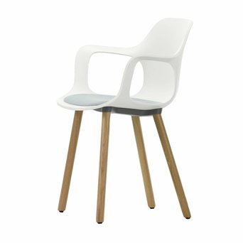 Vitra Vitra HAL Armchair Wood | Seat upholstery
