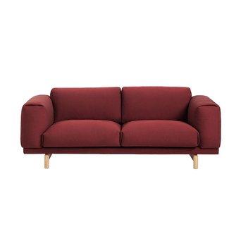 Muuto Muuto Rest Sofa | 2-Zitsbank