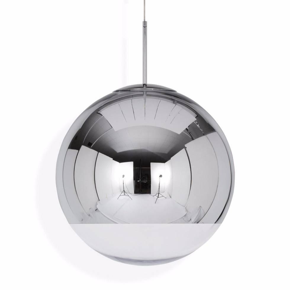 Tom Dixon Tom Dixon Mirror Ball Pendant Light Workbrands