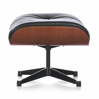 Vitra Vitra Lounge Chair Ottoman | Cherry