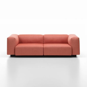 Vitra Vitra Soft Modular Sofa | 2-Seater