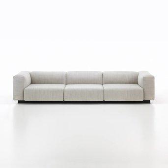 Vitra Vitra Soft Modular Sofa | 3-Zitsbank