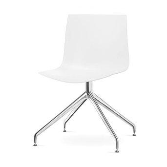 Arper Arper Catifa 46 | Kreuzfuß | Sitzschale aus Kunststoff
