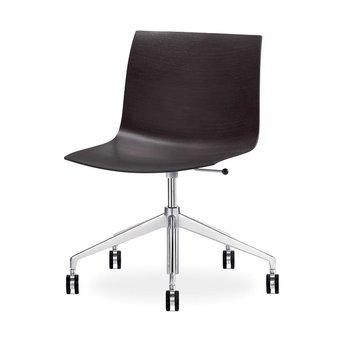 Arper Arper Catifa 46 | Desk chair | Wooden seat shell