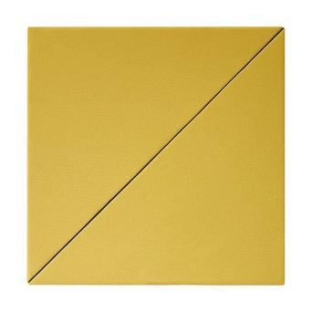 Arper Arper Parentesit Wall Panel | Quadratisch | Diagonale | L 95 x B 95 cm