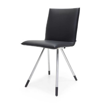 Arco SALE | Arco Mikado | Stainless steel | Black leather