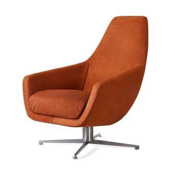 Montis Montis Enzo | Lounge Chair | Cross base